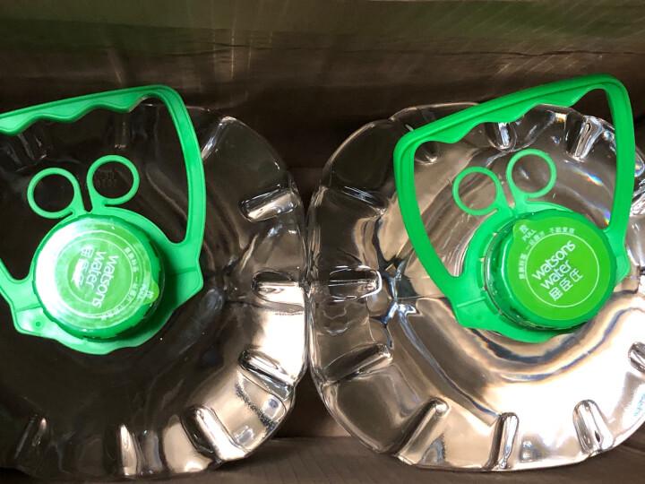 屈臣氏(Watsons)蒸馏水105℃高温蒸馏天然矿泉水聚会必备家庭饮水推荐 8L*2桶 整箱装 晒单图