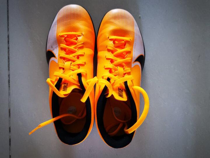NIKE 耐克刺客TF男女短钉碎钉儿童足球鞋 儿童青少年足球鞋训练童鞋 AO0377-810 31.5码/13.5C 晒单图