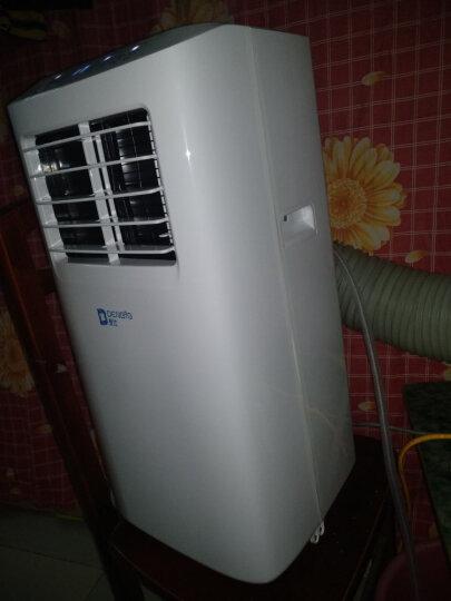 登比(DENBIG)移动空调冷暖1.5P家用厨房出租房小空调一体机A018-12KRH/A 晒单图