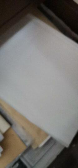 绍泽文化 半生半熟宣纸四尺四开100张/刀 文房四宝书法练习纸 晒单图