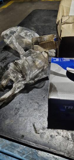 爱马斯(AMMEX)一次性丁腈手套乳胶丁腈耐油工业实验室食品级餐饮加厚家务清洁手套 GPNBC丁腈手套100只(小码/S码) 晒单图