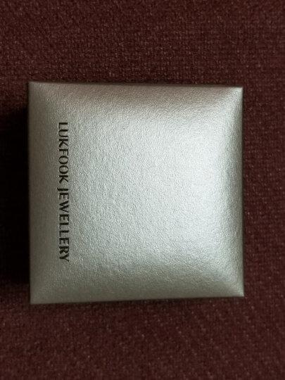六福珠宝 网络专款Starry系列Pt950星轨迹铂金戒指七夕礼物   计价 HIPTBR0004 2.42克(含工费189元) 晒单图