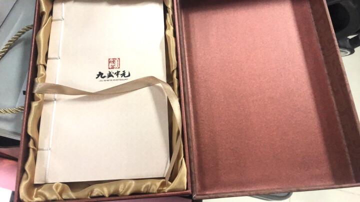 中国特色礼品送老外论语孙子兵法道德经弟子规丝绸书邮票册外事出国商务礼品送客户 论语名言-B款设计 晒单图