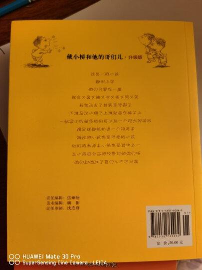 戴小桥和他的哥们儿(还孩子一个真实美好的童年 套装共6册) 晒单图
