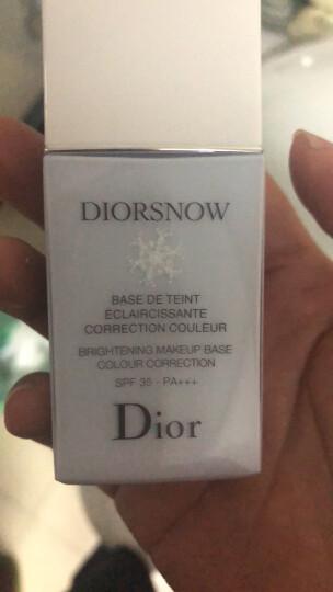 Dior迪奥妆前乳/隔离系列 慕斯哑光粉底液010#象牙白 晒单图