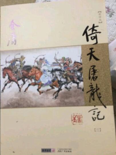 (朗声新修版)金庸作品集(09-12)-神雕侠侣(套装全四册) 晒单图