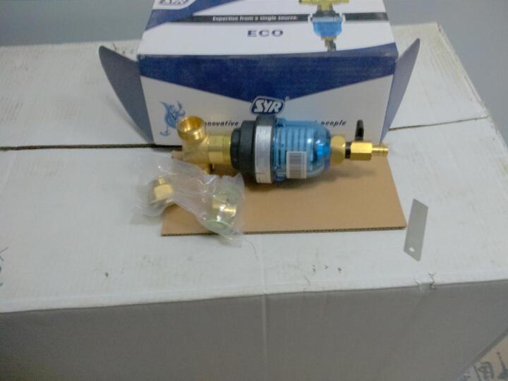 汉斯希尔(SYR) WS-3001-07 中央软水机 全屋软水机 晒单图