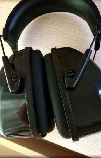 霍尼韦尔 L3专业隔音耳罩防噪音降噪声睡觉睡眠架子鼓工业学习射击男女式超强降噪耳罩防鞭炮声呼噜声 L3(SNR:34dB) 晒单图
