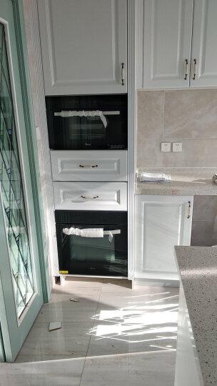 德普(Depelec) 809EB\ES家用嵌入式电烤箱 235B\S电蒸箱蒸烤箱套装 银色 晒单图