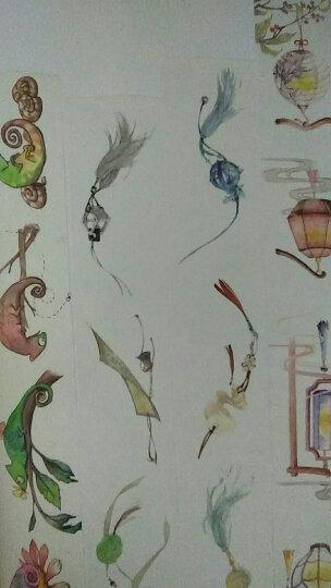 创意唯美古风系列和纸胶带 手账胶带diy相册装饰 信物  30mm*7m 晒单图