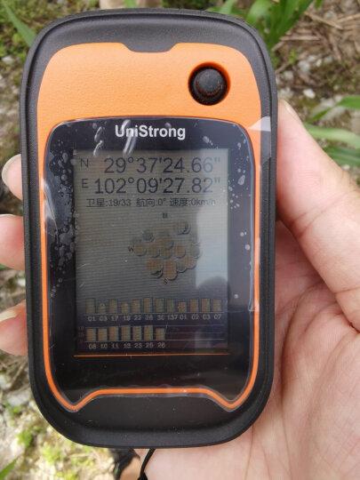 集思宝G120BD g138bd北斗手持GPS定位仪经纬度坐标测量仪器户外卫星导航高精度测距测亩仪 G128BD  套 套 晒单图