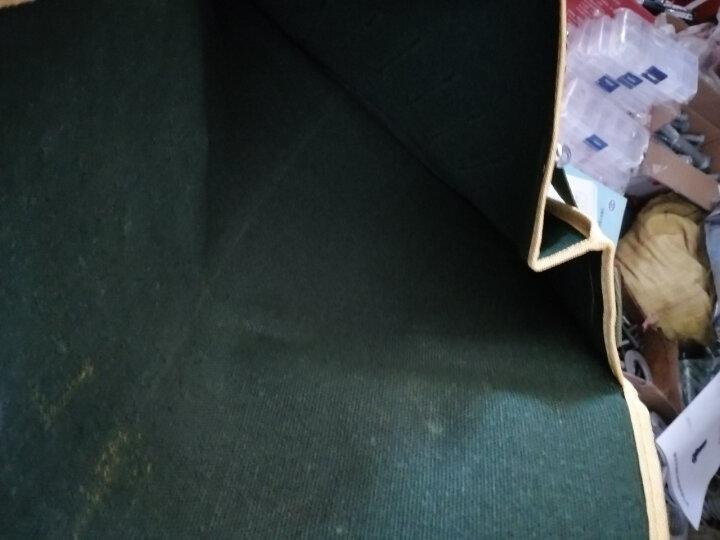 加厚帆布工具包工具袋五金维修包电工包单肩包腰包水袋包多功能维修耐磨劳保牛津包工具袋 多功能腰包 晒单图