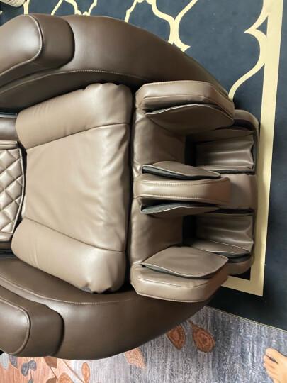 【官方旗舰店】Panasonic/松下按摩椅家用按摩椅全身肩部腰部颈椎按摩 EP-MA2L-T492 浅茶斑色-升级款 晒单图