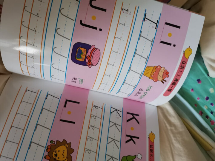 写写擦擦书:学前认知启蒙(反复擦写、多次使用 共6册) 晒单图