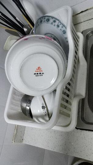 【京东超市】美居客 滴水碗盘架粉色 晒单图