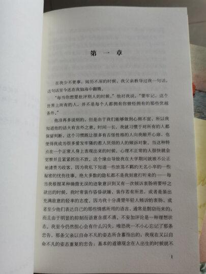 双语译林:了不起的盖茨比(附英文原版1本) 晒单图