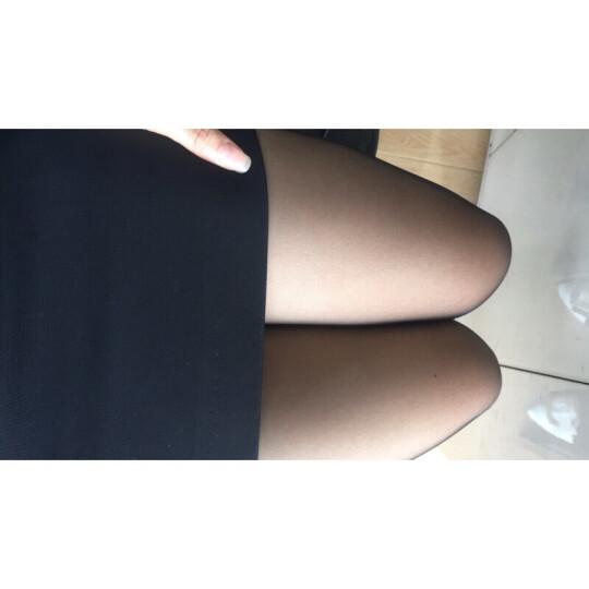 浪莎丝袜女6双夏连裤袜超薄防勾丝黑肉色女士长筒打底裤袜薄款 肤色4双+咖啡色2双 均码 晒单图