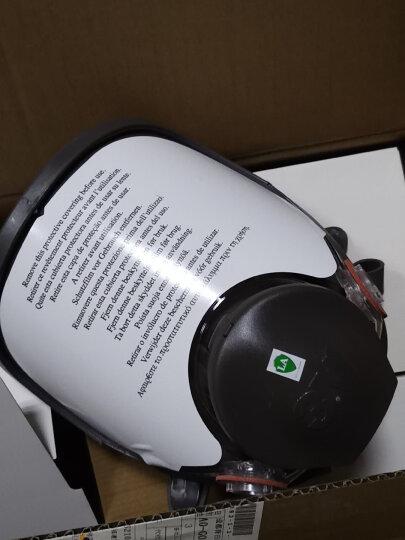 3M 防毒面具全面型防护面罩6800喷漆装修 防甲醛有毒气体化工有机蒸汽酸性气体 yzlp 【6800防多种气体七件套】6800+6006 晒单图