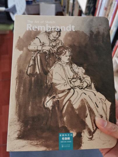 素描的艺术:伦勃朗 晒单图