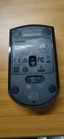 联想ThinkPad 小黑鼠 0B47161 无线蓝光鼠标 (磨砂黑) 无线鼠标 晒单图