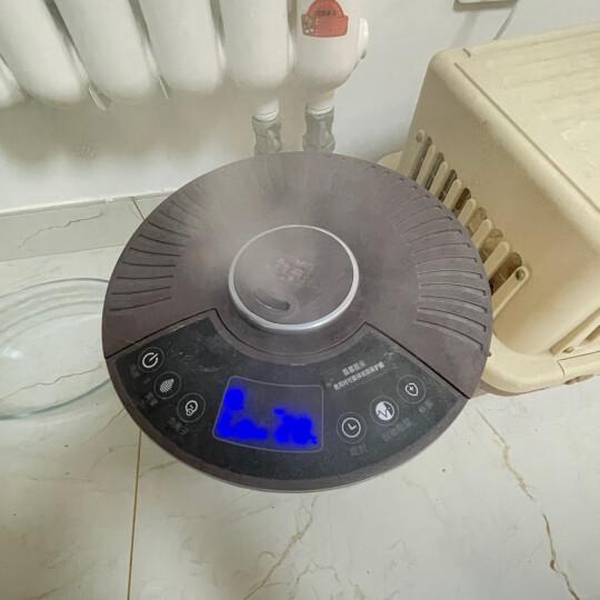 小熊(Bear)加湿器卧室婴儿 家用办公室迷你空气加湿器大雾量低噪桌面 高温除菌  4升 JSQ-C40N3 晒单图