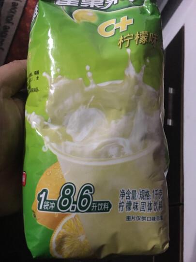 雀巢果维C 果珍/果汁粉840g固体饮料 冷饮热饮皆可 芒果味 840g 晒单图