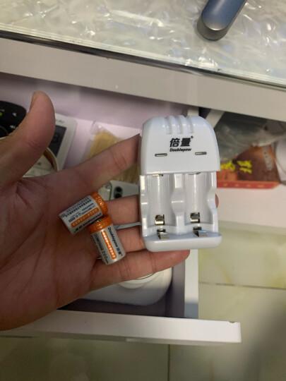 倍量 【包邮】 拍立得电池mini25 cr2 3V充电电池充电器套装CR15H270富士相机锂电池 晒单图