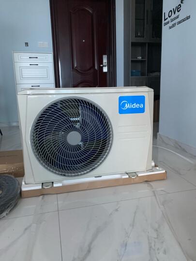美的(Midea)2匹/3匹智能圆柱空调变频柜机冷暖立式自清洁静音节能智行 KFR-51LW/BP2DN8Y-YA400(B3 晒单图