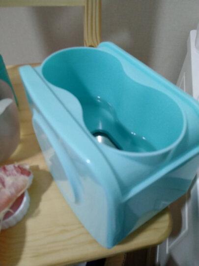 樱舒(Enssu)智能遥控液晶温奶器 双瓶恒温水壶调奶暖奶器奶瓶消毒器ES218 晒单图
