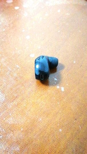路信/Losence i3蚕豆 无线4.1蓝牙耳机 迷你隐形小巧无线运动跑步耳塞 智能音乐小耳机 入耳式通用 白色 晒单图
