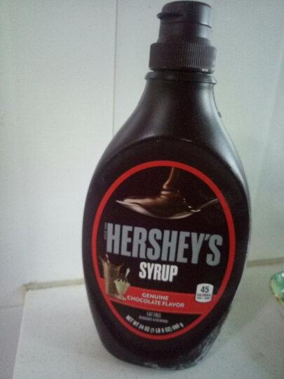 【买二减三元】美国进口好时黑巧克力酱680g 巧克力糖浆烘焙蛋糕装饰 饮品调味 咖啡奶茶伴侣 晒单图