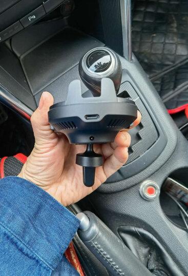 华为HUAWEI 原装车载充电器迷你车充头 双口快充/赠TypeC数据线 适用Mate30/P40/Nova6/荣耀V30系列 银色AP38 晒单图