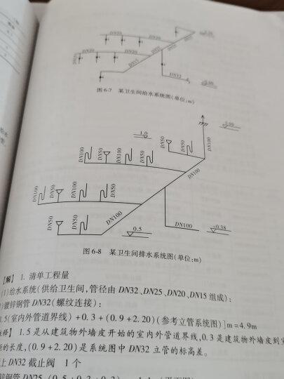 一图一算之通风空调工程造价(第2版) 晒单图