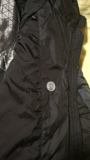 PUMA彪马官方 男子撞色夹棉外套 ACTIVE Norway 838648 黑檀木 -黑色 32 L 晒单图