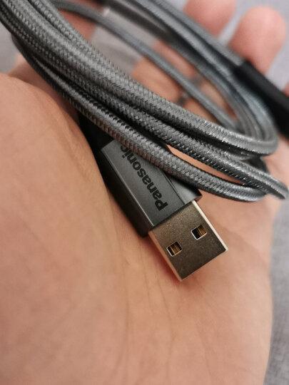 松下(Panasonic)LR44碱性纽扣电池2粒A76/L1154/AG13/357A适用电子手表计算器玩具LR44/2BC 晒单图