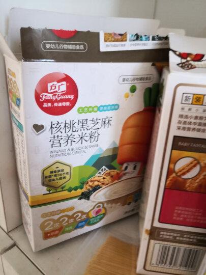 方广 婴幼儿辅食 宝宝面条 菠菜+钙铁锌 颗粒面 200g/盒 (6个月以上适用)不添加食盐 含钙铁锌 晒单图