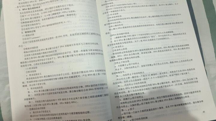 圣才教育·朱玉贤 现代分子生物学(第4版)笔记和课后习题(含考研真题)详解(赠送视频课程电子书大礼包) 晒单图