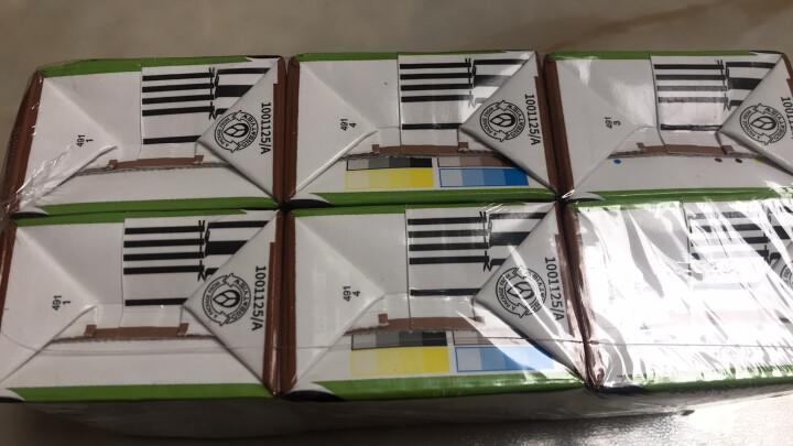 爱尔兰 进口牛奶 韦沃( VIVA)纯巧克力牛奶200ML*6盒 晒单图