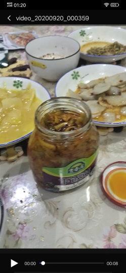 吉香居 榨菜 酱菜腌菜 下饭菜 泡菜 红油下饭菜 306g 晒单图