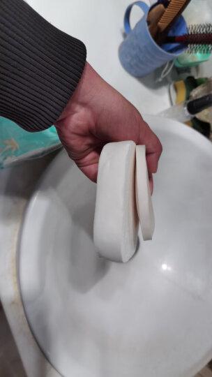 妮卡(NIKA)牛奶亲肤洁面洗脸扑1个装( 洗脸扑 深层卸妆清洁毛孔 亲肤海绵) 晒单图