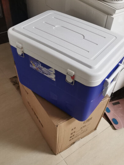 优驰(yooch) 保温箱 可折叠冰包凳(送250克蓝冰两袋)-可折叠保温冰箱、大容量收纳整理箱 晒单图
