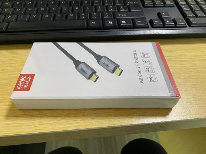 优越者(UNITEK)Mini USB数据线T型口 移动硬盘/行车记录仪线 相机平板mp3/mp4电源连接线 1米 C4003EBK 晒单图