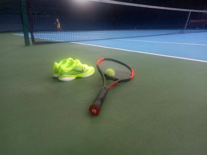 耐克 NIKE AIR ZOOM ULTRA 情侣款男子网球鞋训练运动鞋 845007-701荧光绿/白 42 晒单图