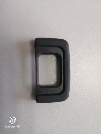 JJC 尼康DK-25眼罩D5600 D3400 D5100取景器 接目镜 护目镜配件D5500 D5300 D5200 D5100 D3500 D3300 D3200 晒单图