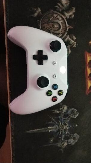 微软 (Microsoft) Xbox无线控制器/手柄 白色 | 带3.5mm耳机接头 蓝牙连接 Xbox主机电脑平板通用 晒单图