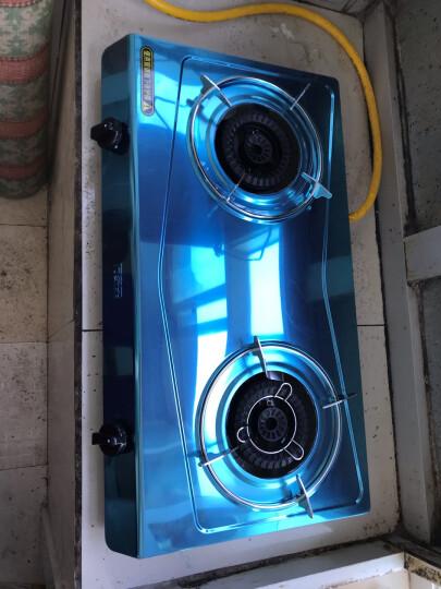 万家乐 不锈钢 蓝芯聚中旋火 台式燃气灶(天然气)JZT-ITB81 晒单图