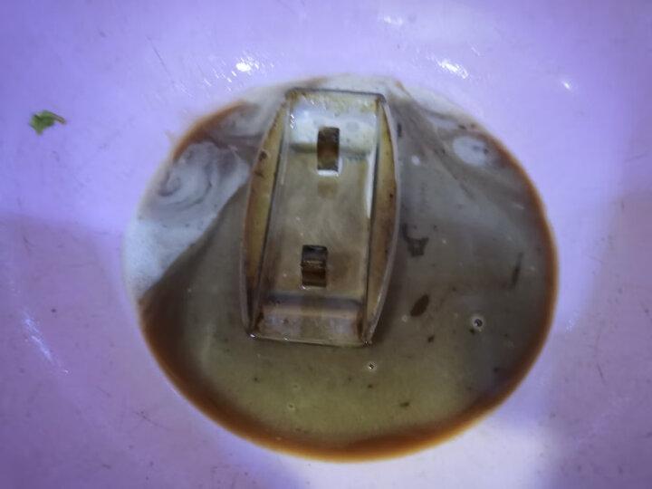 蓝月亮 油污克星 500g/瓶(姜花香) 油烟机清洗剂 亮净厨房去重油污净 强力型油污清洁剂 油烟净 晒单图
