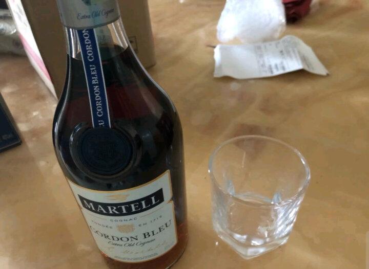 宝树行 马爹利蓝带700mL MARTELL干邑白兰地法国原装进口洋酒 晒单图