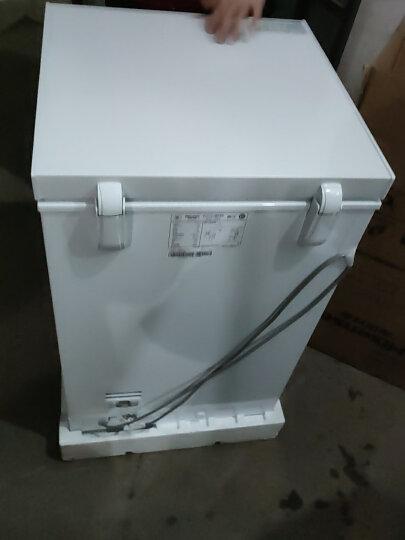 海信(Hisense)100升 冷藏冷冻转换冰柜 小型家用迷你冷柜 单温母婴母乳节能省电小冰箱BD/BC-100N/A 晒单图