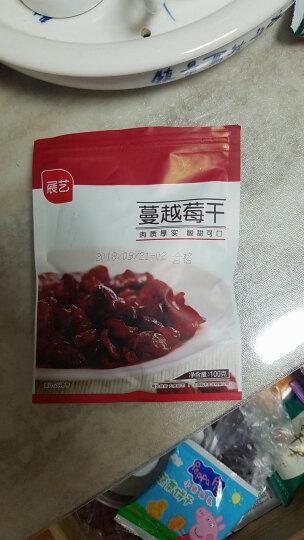 展艺 烘焙原料 蔓越莓干 100g 晒单图